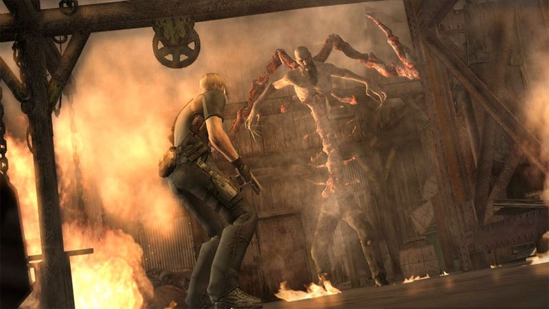 Rumor: Resident Evil 4, Code Veronica Revived For Xbox 360 & PS3
