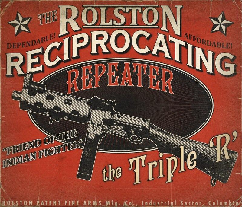 BioShock Infinite Propaganda Making 2011 Seem Like a Waste of Time