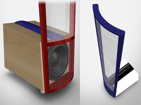 Configure Your Own High-End MartinLogan Speakers, Then Digitally Fondle Them