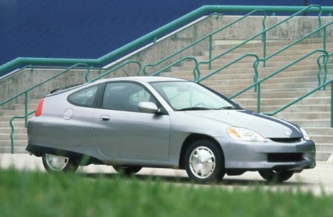 It Still Looks Silly, But Honda Insight's Batteries Stand Test of Time