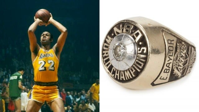 The Greatest NBA Player To Never Win A Title Is Auctioning Off His Championship Ring. (What?)