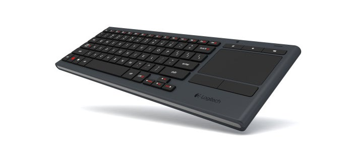 Logitech's New Auto-Dimming Keyboard Is Perfect For Movie Night