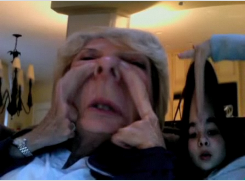 This What Happens When Your Grandparents Discover Photo Booth on Your MacBook