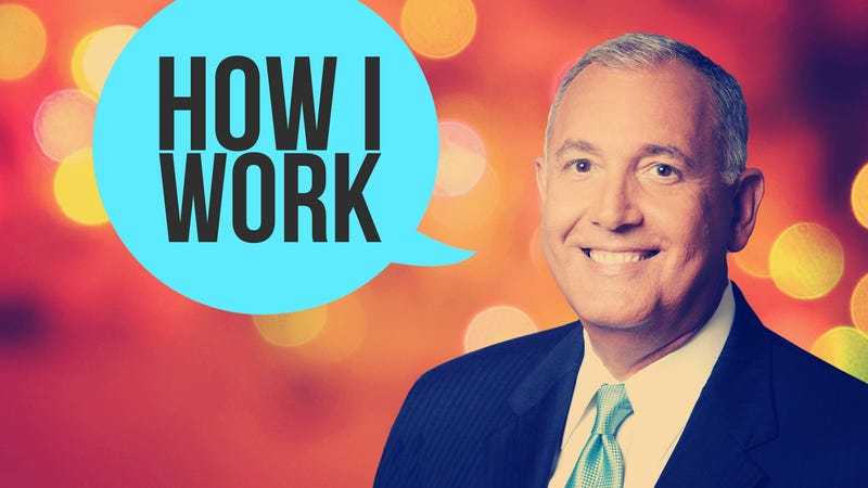 I'm Joe Navarro, and This Is How I Work