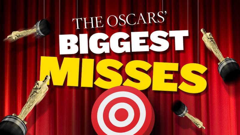 The Oscars' Biggest Misses