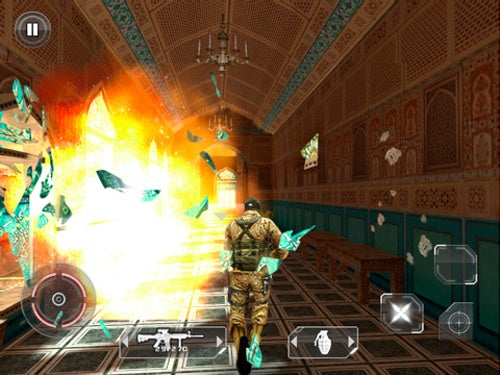 Splinter Cell Conviction iPad App Goes HD