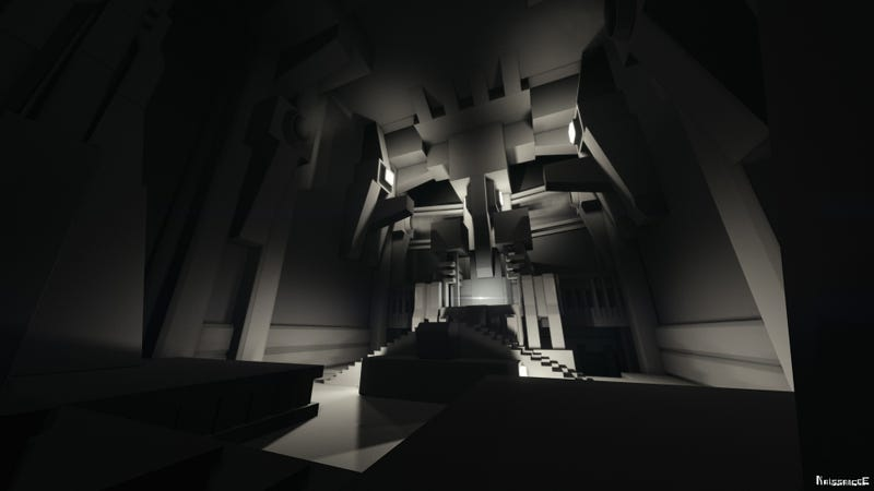 Here's A Crazy Looking Game You'll Want To Get Lost In