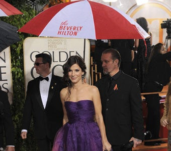 Memo To Tabloids: Sandra Bullock Trumps All