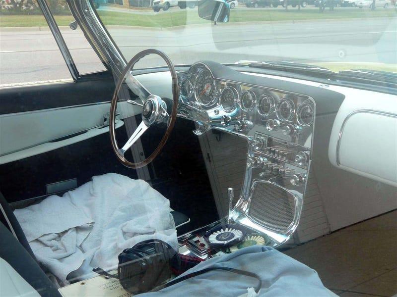 Down On The Street Bonus Edition: 1962 Chrysler Ghia L6.4