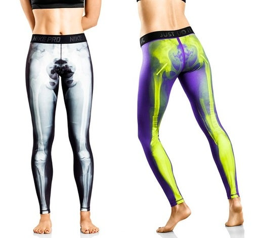In Which I Experience a Moral Dilemma Over Running Tights