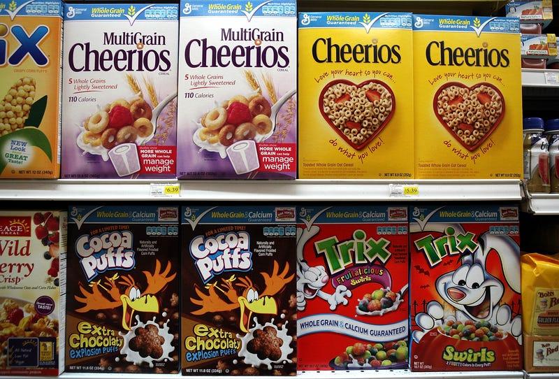 Cereals, Ranked
