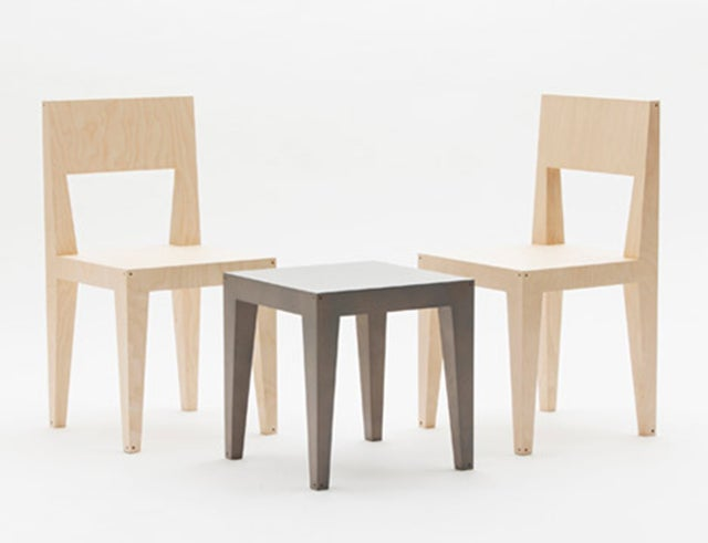 Transforming Tables and Chairs: More Than Meets the Ass