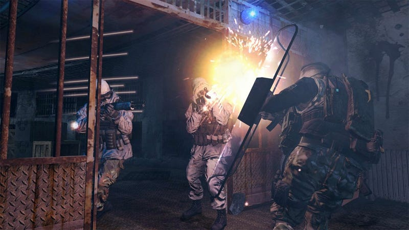 Modern Warfare Maker Says It Can't Fix Rampant Hacking On PS3
