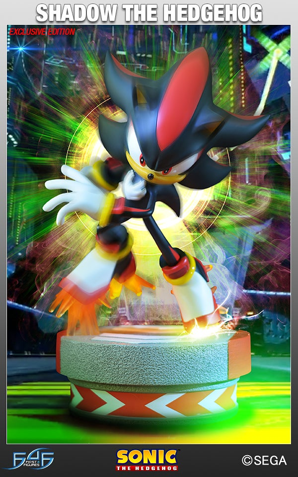 "Sonic The Hedgehog's ""Ultimate Life Form"" Doesn't Deserve This Statue"