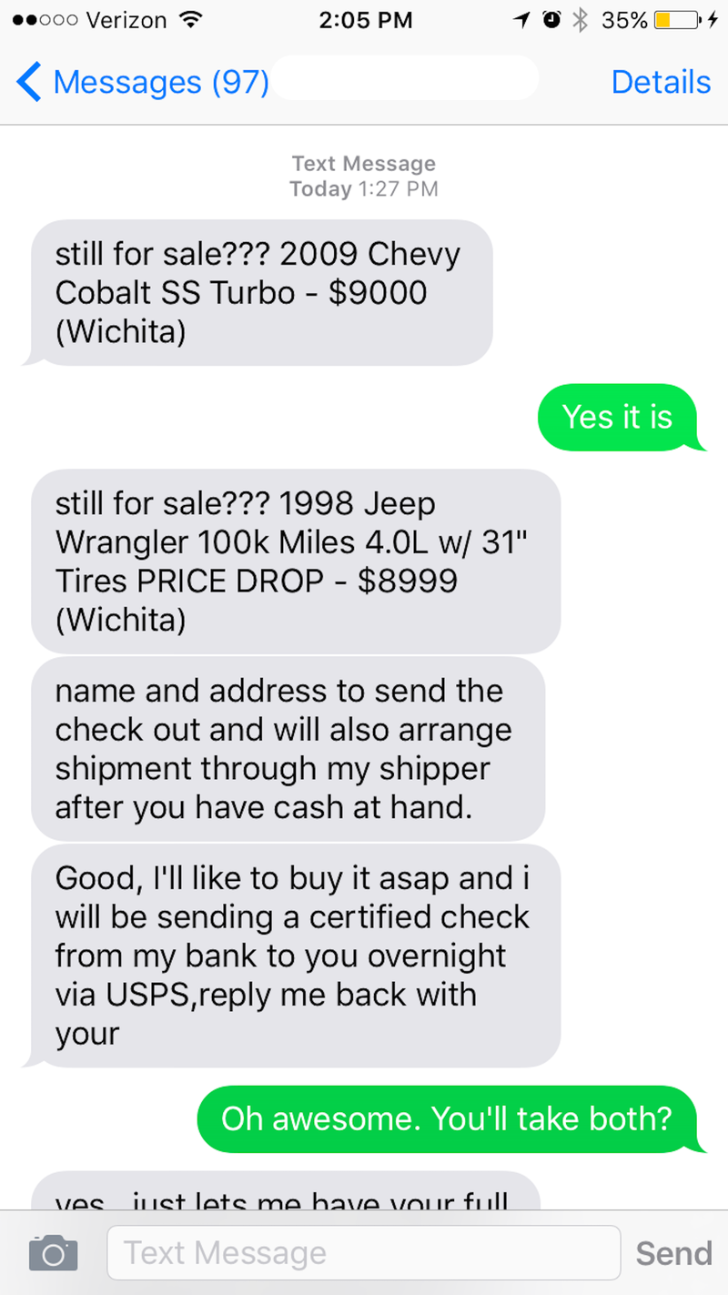 Guide To Buying Used Car On Craigslist