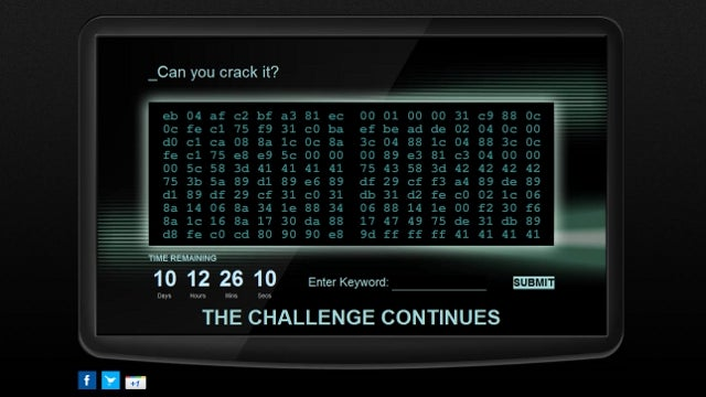 Crack an Online Puzzle and You Could Become a Real-Life James Bond