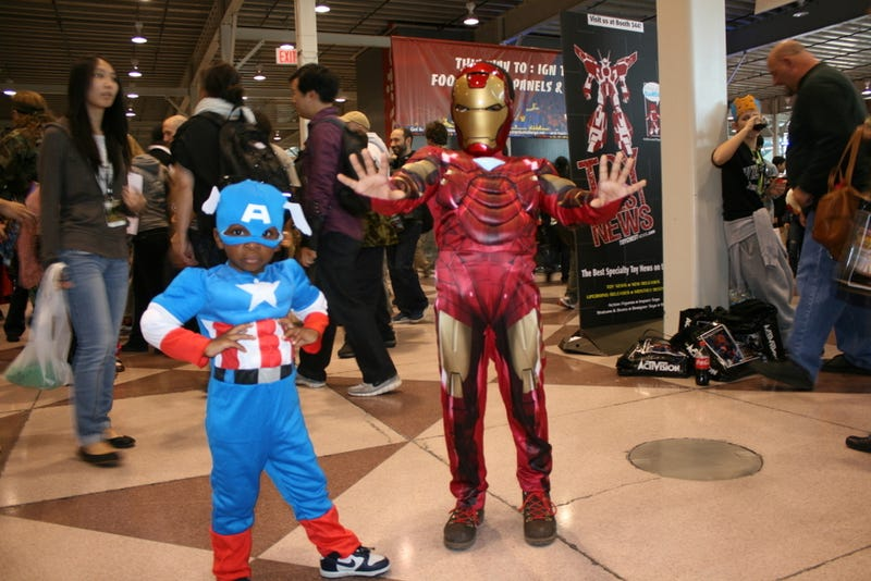 The Avengers Cosplay