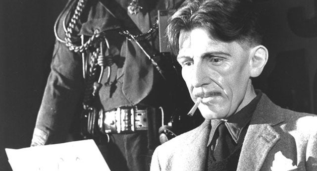 A High School Student's Remarkable Letter To George Orwell