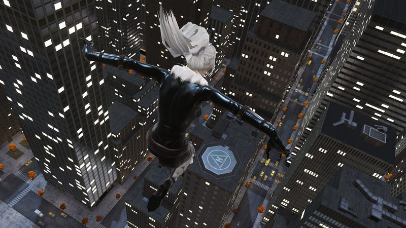 Pretty Lady To Voice Black Cat In Spider-Man: Web of Shadows