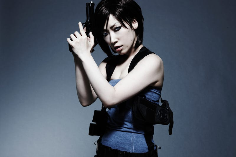 Dine on These Resident Evil Cosplay Photos.