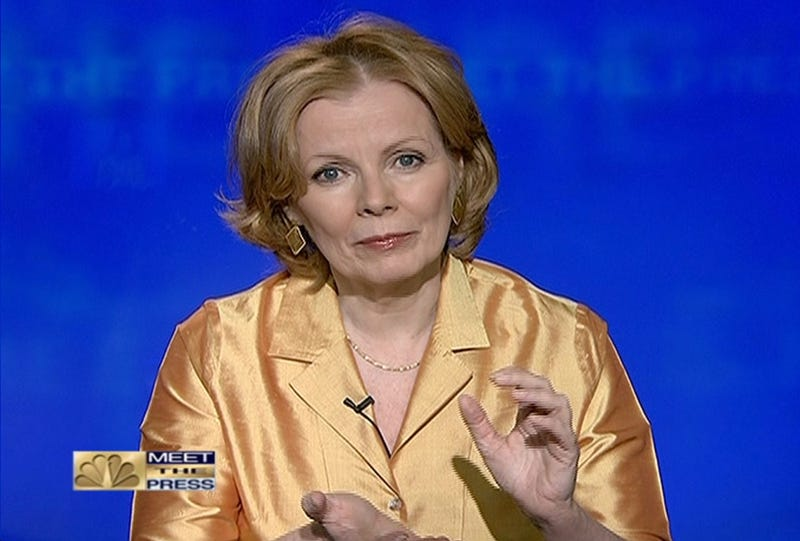 Peggy Noonan Stayed in a Hotel