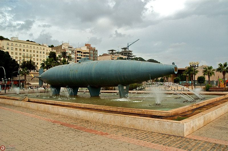 Steampunk Submarine Gallery