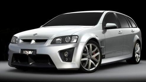 Holden ClubSport R8 Tourer: Hoon Families Rejoice