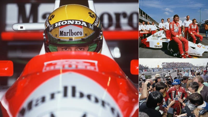 Formula One's Greatest Driver Lost His Virginity To A Prostitute When He Was 13