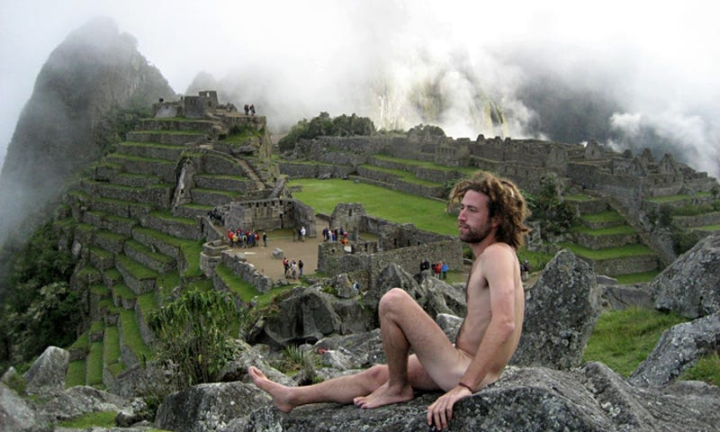 Is Naked Tourism the Next Travel Trend?