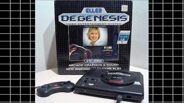 If You Were a Video Game Console, Would You Be As Cool As Ellen?