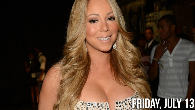 Mariah Carey Wins American Idol Diva Musical Chairs