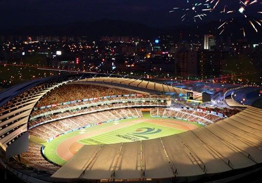 2014 Asia Games Stadium Gallery