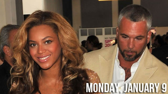 Beyoncé's Bonehead Bodyguards Block Father From Seeing His Sick Babies