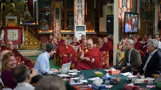 Dalai Lama says we need a 'global system of secular ethics'