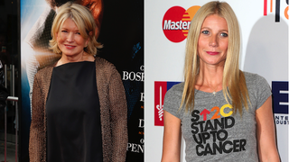 Martha Stewart on Gwyneth Paltrow: Be Quiet and Stick to Acting