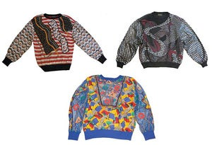 Bill Cosby's Unwanted Eighties Sweaters Are Actually Fashionable