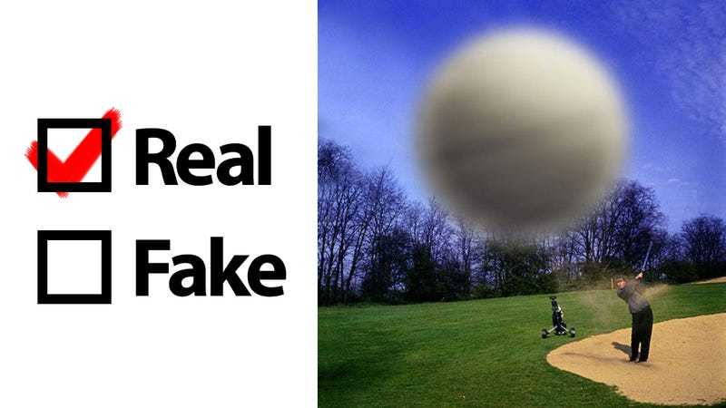 I Can't Believe These Photos Are Not Fakes