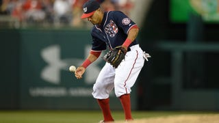 Ian Desmond Is A Special Kind Of Disaster Over At Shortstop