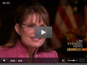 Palin: Stop Making Fun Of Me