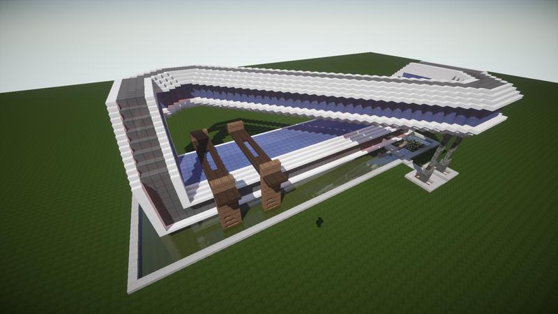 Minecraft Creation Is Mathematically Beautiful