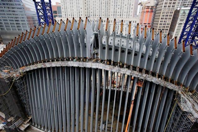 The New WTC Train Station Will Probably Cost More the Skyscraper