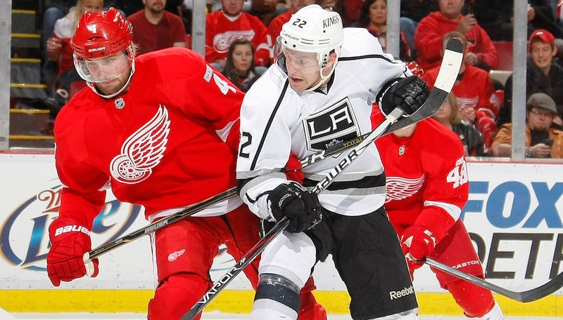The Kings And Red Wings Are Fighting On Twitter