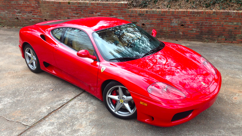 I Bought A Ferrari 360 And Drove It 500 Miles Home [VIDEO!]