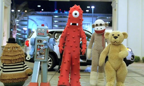 Kia's Robot To Creep Us Out In Third Quarter Of Super Bowl