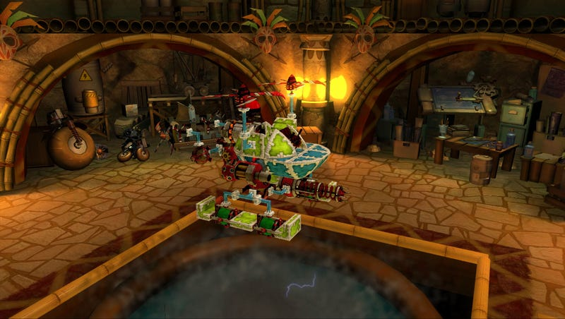 Banjo-Kazooie: Nuts & Bolts Hits This Holiday, Old Screens Included