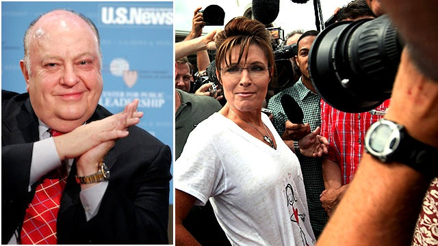 Fox News Hired Sarah Palin For Her Tits