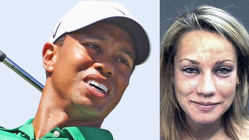 Tiger Woods' New Girlfriend: 22-Year-Old Party Girl Who Kisses and Tells