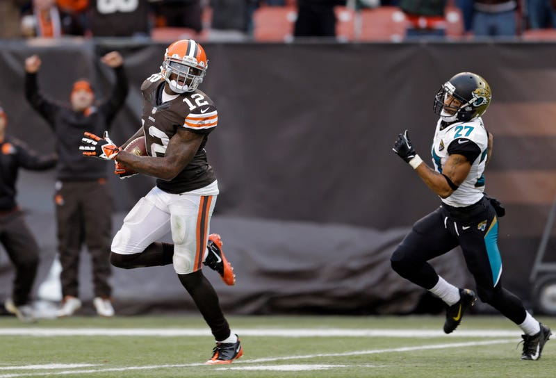 The Rise Of Josh Gordon: The Browns' New Superstar Receiver