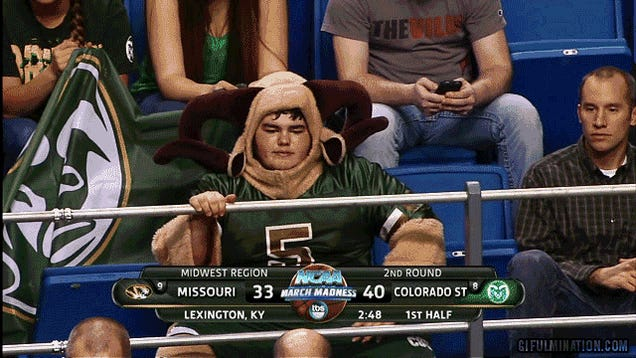 This Man Is Not The Official Colorado State Mascot