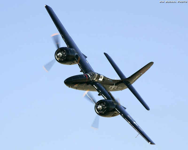 Plane of the Day - Grumman F7F Tigercat